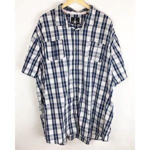 Jeans by Buffalo | 4X | Button Down Shirt | Plaid
